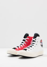 Converse - CHUCK TAYLOR ALL STAR 70  - Baskets montantes - white/university red/rush blue - 6