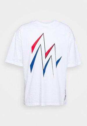 MARATHONA UNISEX  - Print T-shirt - white