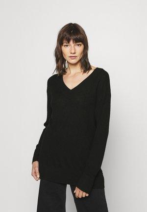 Pullover - true black