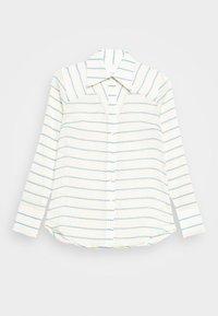 Victoria Victoria Beckham - Button-down blouse - sky blue - 8