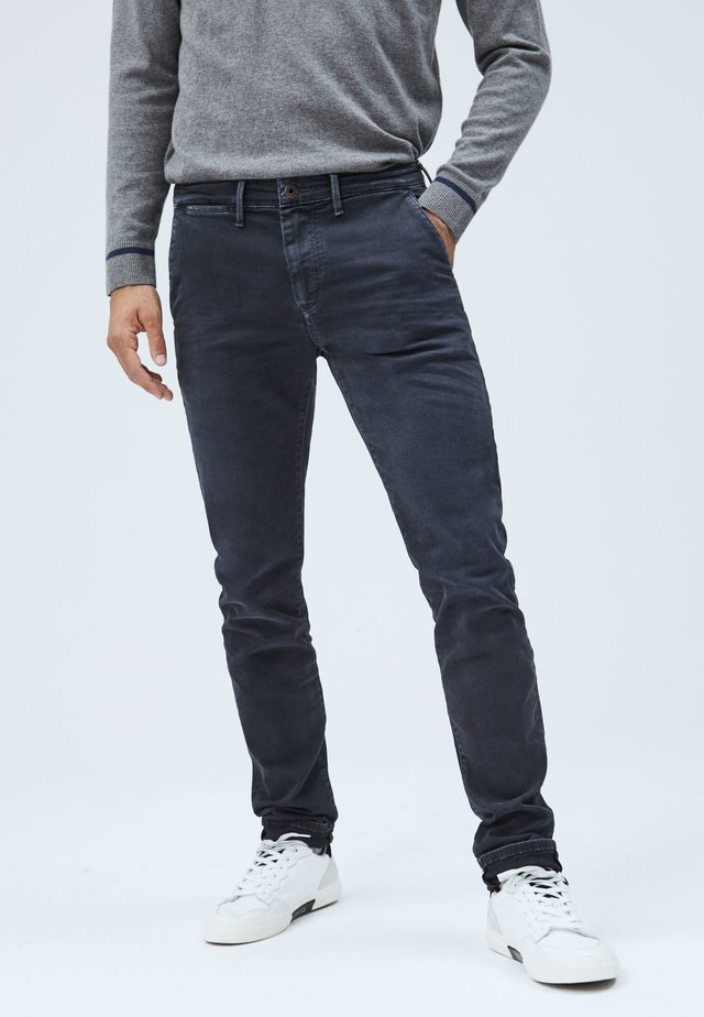 JAMES - Slim fit jeans - infinity