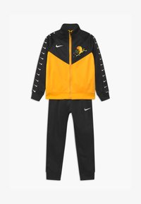 Nike Sportswear - ZIP SET - Trainingsanzug - black - 0