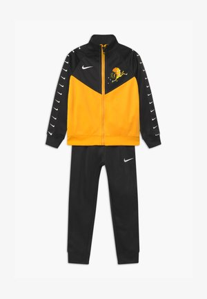 ZIP SET - Tracksuit - black