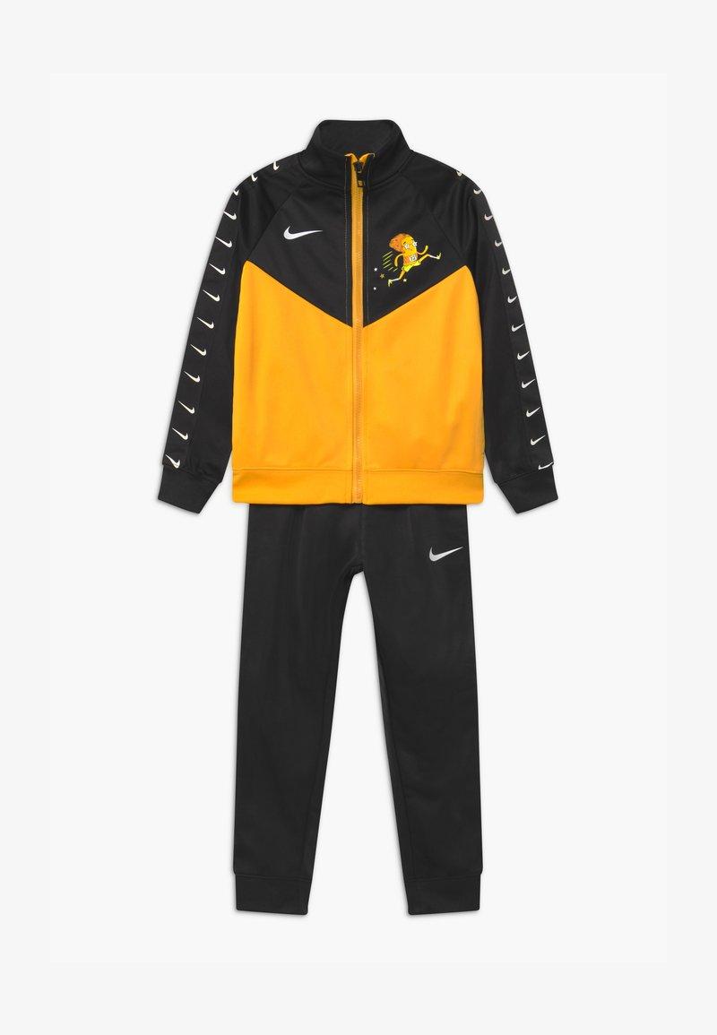 Nike Sportswear - ZIP SET - Trainingsanzug - black