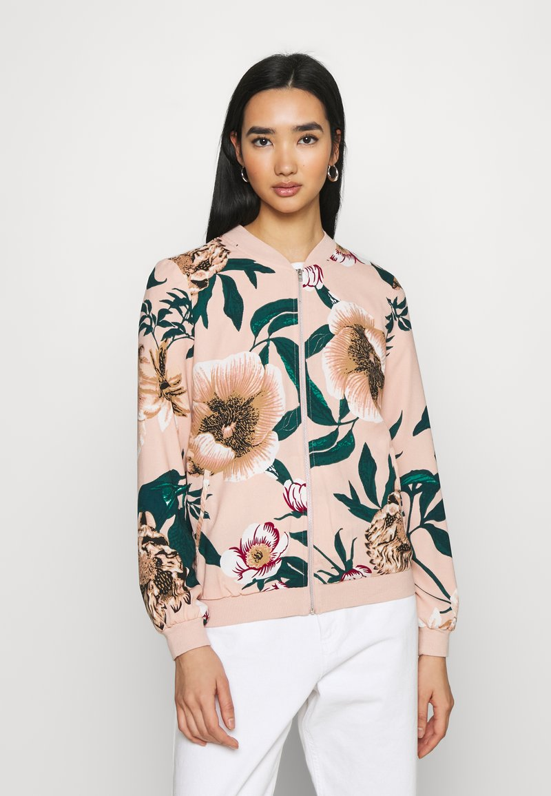 Vero Moda - VMKATNISS - Bomber Jacket - misty rose
