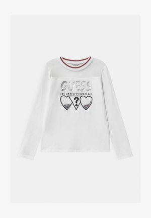 JUNIOR  - Long sleeved top - true white