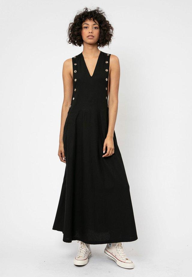 SUNRISE - Długa sukienka - jet black