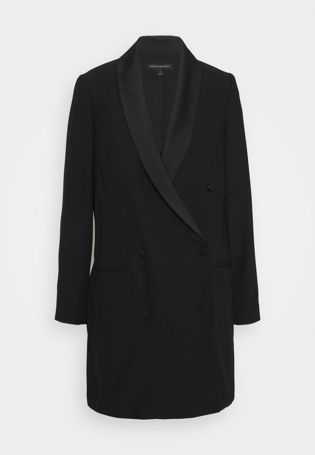 BLAZER DRESS - Korte jurk - black