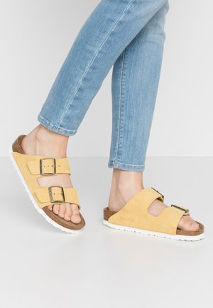 ARIZONA - Slippers - ochre