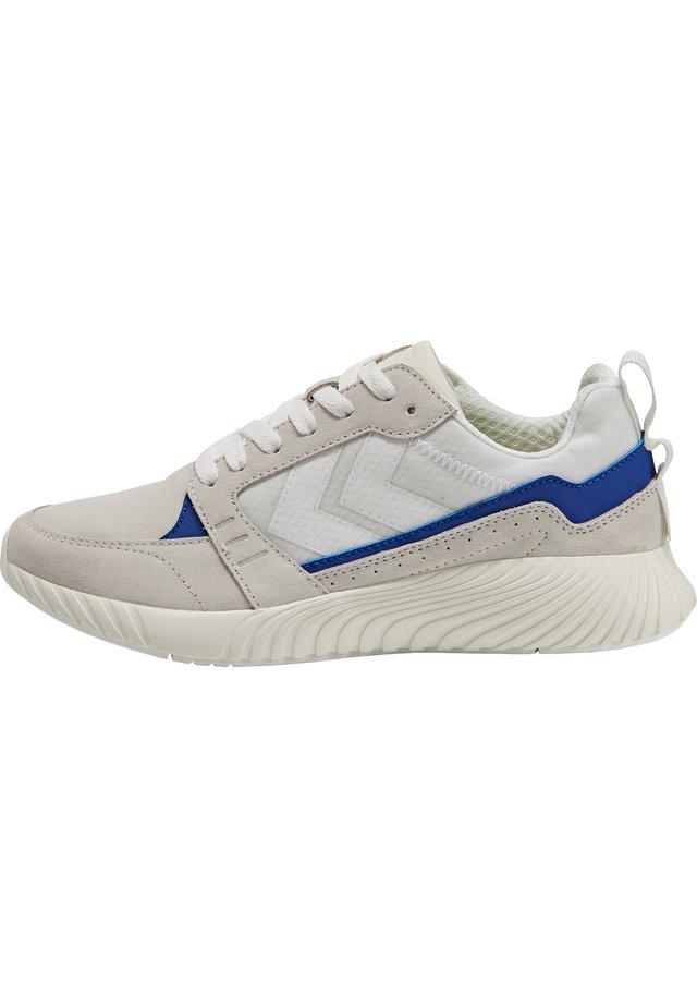 Sneakers laag - white/white