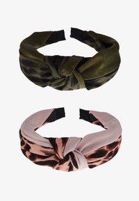 ALDO - ADRIADIA 2 PACK - Hair styling accessory - khaki - 3