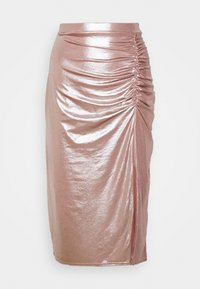 TFNC - JESSIE SKIRT - Pencil skirt - nude - 4