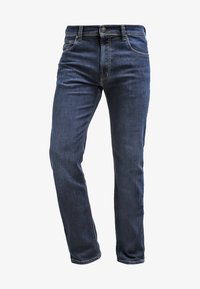 NEVADA - Straight leg jeans - blue denim