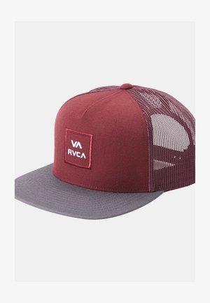 VA ALL THE WAY - Cap - oxblood red