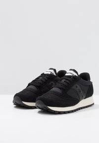 Saucony - JAZZ VINTAGE - Trainers - black - 4