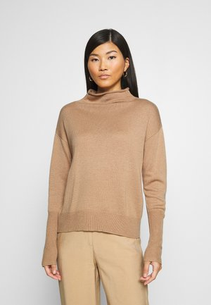 PAULY - Pullover - creamy camel