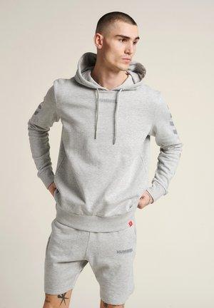 Hættetrøjer - grey melange