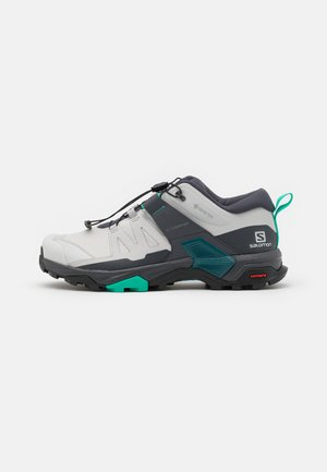 X ULTRA 4 GTX - Hiking shoes - lunar rock/ebony/mint leaf