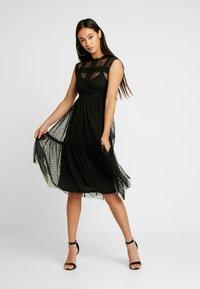 JDY - JDYLINE DRESS - Robe de soirée - black - 2