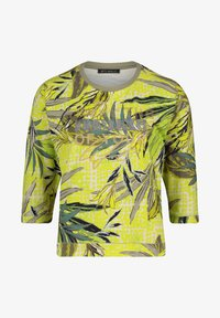 Betty Barclay - Long sleeved top - green/yellow - 3