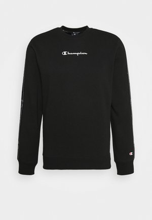 LEGACY TAPE CREWNECK - Felpa - black