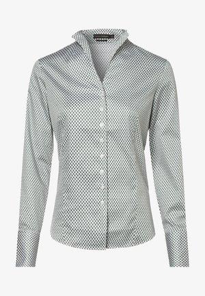 Shirt - weiß grün