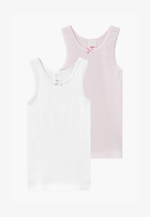 STRIPED 2 PACK - Undershirt - lolly
