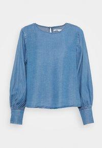 ONLRUBY LIFE - Blouse - medium blue denim