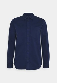 Nudie Jeans - CHET - Košile - blueberry - 0