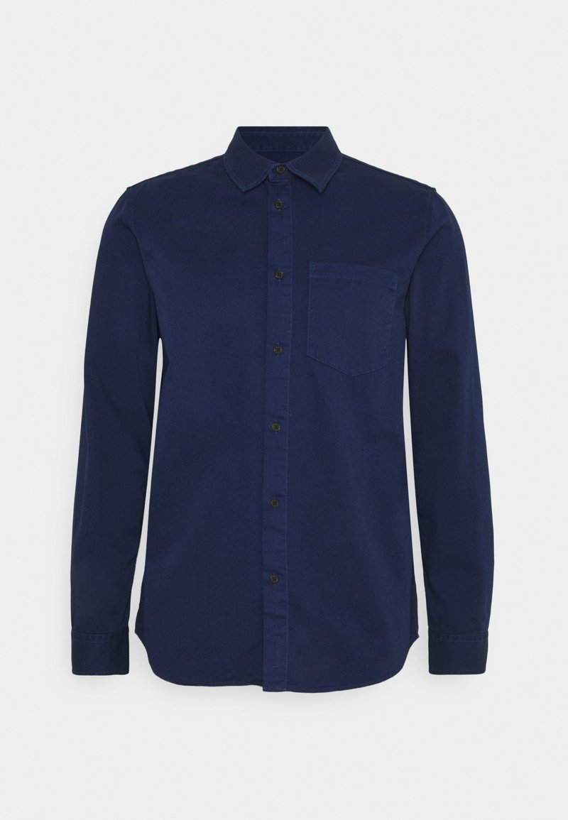 Nudie Jeans - CHET - Košile - blueberry