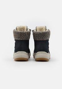 Rieker - Winter boots - pazifik/anthrazit/graphit/mogano - 3