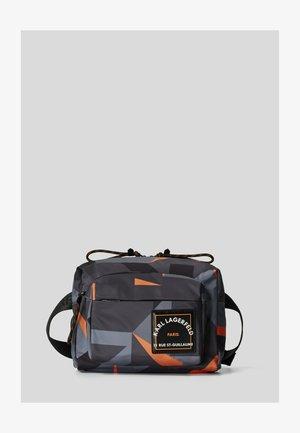 Across body bag - orange