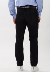 BRAX - Straight leg jeans - black - 1
