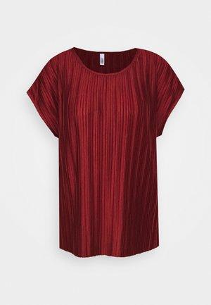 SC-KIRIT 1 - Print T-shirt - metallic red