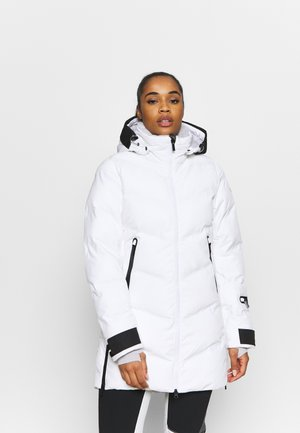 ELGIN - Ski jacket - optic white