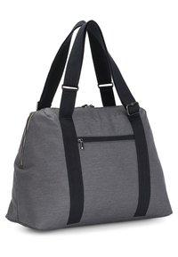 Kipling - PEPPERY LENEXA - Handbag - charcoal - 1