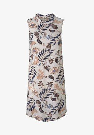 Day dress - white floral design