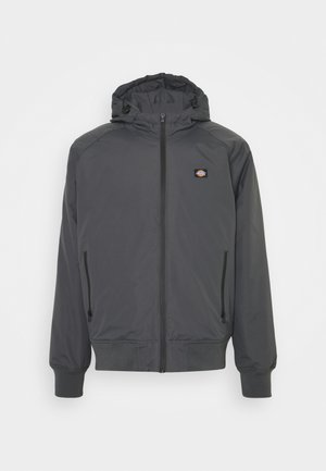 NEW SARPY - Light jacket - charcoal grey