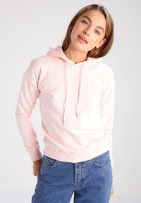 Urban Classics - LADIES HOODY - Hoodie - pink - 0