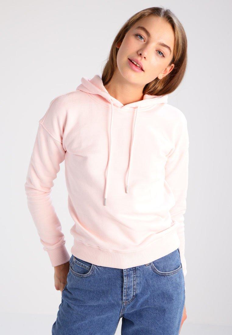 Urban Classics - LADIES HOODY - Felpa con cappuccio - pink