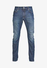 CLOSED - UNITY SLIM - Slim fit jeans - dark blue - 3