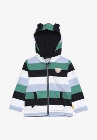 Steiff Collection - STRIPE HOODY BABY - veste en sweat zippée - navy - 2