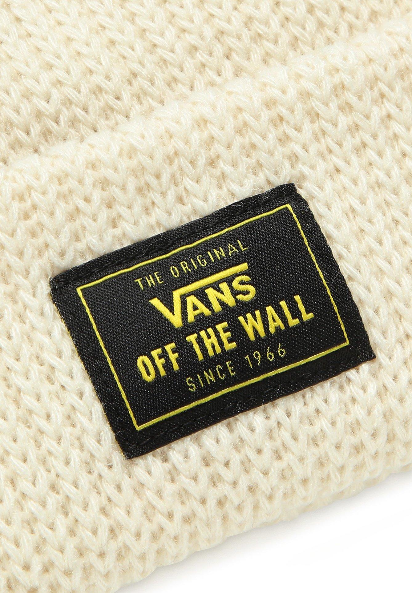 Vans Mn Bruckner - Mütze Antique White/weiß