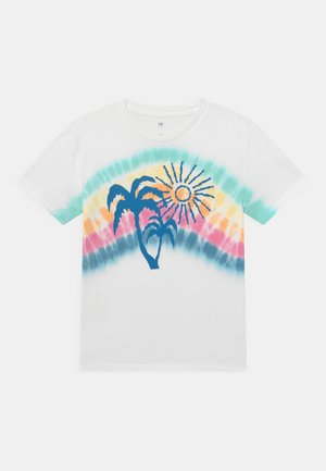 BOYS SUM COLLECTION - Print T-shirt - new off white