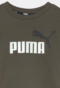 Puma - MINICATS CREW SET UNISEX - Chándal - grape leaf - 3