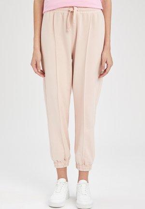 Pantalones deportivos - pink