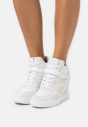 BODY - High-top trainers - white