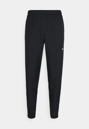Nike RUN Division - Tracksuit bottoms - black/silver