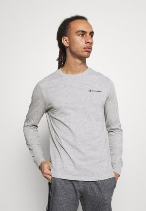LONG SLEEVE - Long sleeved top - light grey