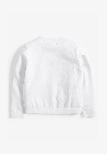 CARDIGAN (3MTHS-7YRS) - Cardigan - white